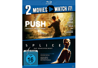 PUSH/SPLICE - (Blu-ray)