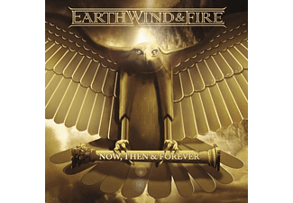 Earth, Wind & Fire - Now, Then & Forever  (CD)