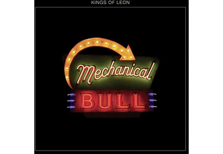 Kings Of Leon - Mechanical Bull (CD)