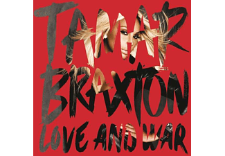 Tamar Braxton - Love and War (CD)