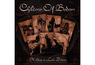 Children Of Bodom - Holiday At Lake Bodom (15 Year Of Wasted Youth) (CD + DVD)