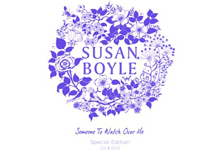 Susan Boyle - Someone To Watch Over Me (CD + DVD)