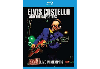 Elvis Costello & The Imposters - Live in Memphis (Blu-ray)