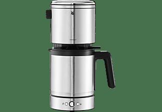 wmf 0412120011 lono kaffeemaschine mit cromargan thermokanne in silber kaufen saturn. Black Bedroom Furniture Sets. Home Design Ideas