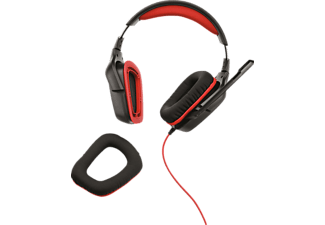 LOGITECH G230 Casque audio rouge (981-000540)