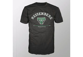 Breaking Bad - Heisenberg University T-Shirt L schwarz