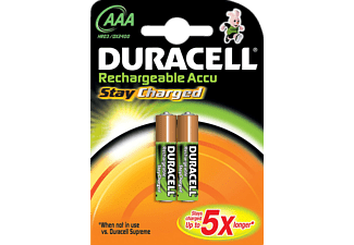 DURACELL Stay Charged AAA