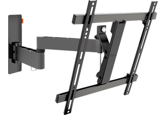 vogel s wall 2245 schwenkbare tv wandhalterung schwarz kaufen saturn. Black Bedroom Furniture Sets. Home Design Ideas