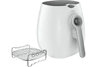PHILIPS HD 9226/50, Friteuse, 800 g, Weiß