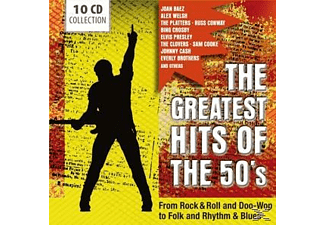Various - The Greatest Hits Of The 50's [CD]