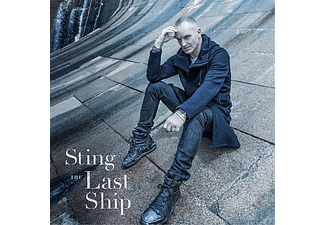 Sting - The Last Ship - Deluxe Edition (CD)