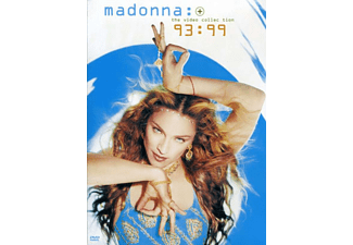 Madonna - The Video Collection '93-'99 (DVD)