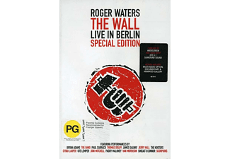 Roger Waters - The Wall - Live in Berlin (DVD)