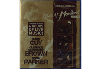 Carlos Santana - Presents Blues At Montreux 2004 (Blu-ray)