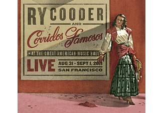 Ry Cooder - Live In San Francisco 2011 (CD)