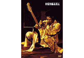 Jimi Hendrix - Band Of Gypsys - Live At The Fillmore East (DVD)