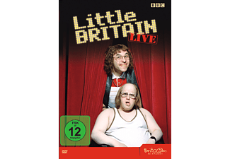 Little Britain - Live [DVD]