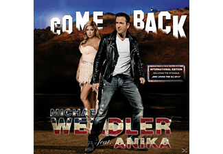 Michael Wendler;Anika - COME BACK (INTERNATIONAL EDITION) [CD]