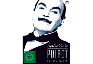 Agatha Christie: Poirot - Collection 2 [DVD]