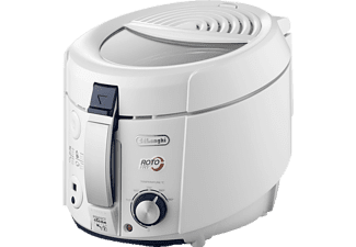 DELONGHI F 38 436 Friteuse  1.8 kW Weiß