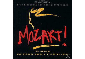 Michael Kosarin, Wien Musical - Mozart [CD]
