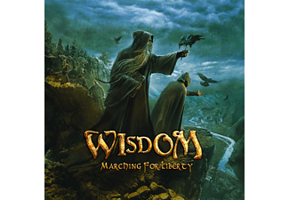 Wisdom - Marching For Liberty (CD)