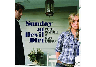 Mark Lanegan, Campbell, Isobel / Lanegan, Mark - Sunday At Devil Dirt - (CD)