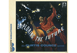Curtis Counce Quintet - Exploring The Future [CD]