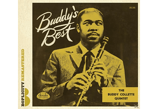 The Buddy Collette Quintet - Buddy's Best [CD]