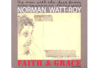 Norman Watt-Roy - Faith & Grace [CD]