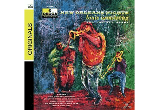 Louis Armstrong - New Orleans Nights [CD]
