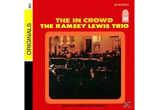 Ramsey Lewis, Ramsey Trio Lewis - THE IN CROWD [CD]