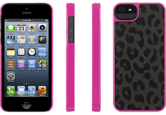 GRIFFIN GR-GB35512, Backcover, iPhone 5, iPhone 5s, Schwarz