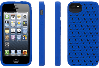 GRIFFIN GR-GB35597, Backcover, iPhone 5/5S, Blau