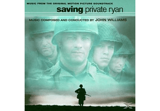 The Original Soundtrack, John Williams - Saving Private Ryan [CD]