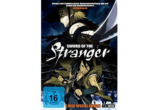 Sword of the Stranger - (DVD)