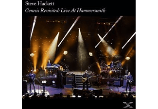 Steve Hackett - Genesis Revisited: Live At Hammersmith [CD + DVD]