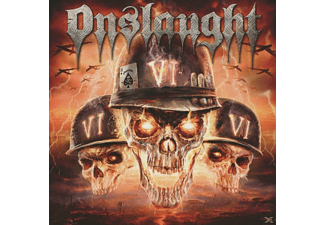 Onslaught - Vi - (CD)