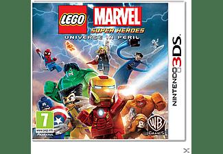 3DS LEGO Marvel: Super Heroes