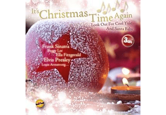 VARIOUS - It' S Christmas Time Again - (CD)