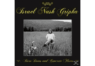 Israel Nash Gripka - Barn Doors And Concrete Floors [CD]