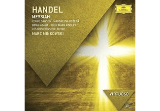 Marc Minkowski, Musiciens Du Louvre - Händel: Messias [CD]