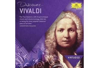 Andre, The English Concert, Pinnock, Söllscher - Vivaldi: Discover Vivaldi [CD]