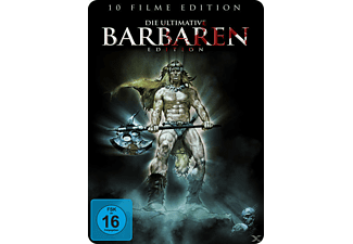 Die ultimative Barbaren Edition (Metallbox) [DVD]