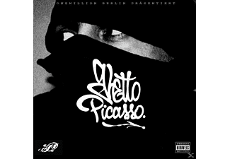 Mok - Ghettopicasso [CD]