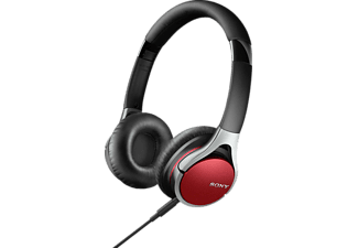 SONY MDR-10RC rood
