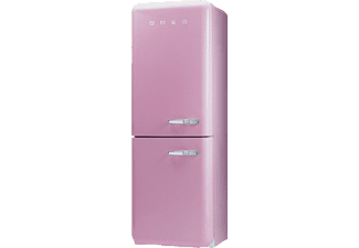 smeg fab 32lron1 cadillac pink a nofrost links mediamarkt. Black Bedroom Furniture Sets. Home Design Ideas