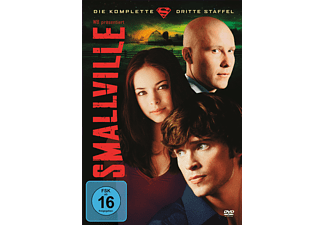Smalville - Staffel 3 [DVD]