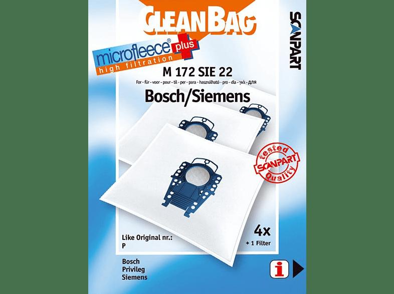 SCANPART M 172 SIE 22 μικροσυσκευές   φροντίδα σκούπες αξεσουάρ  σακούλες είδη σπιτιού   μικροσυσκευές