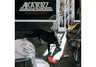 Alcatrazz - Dangerous Games [CD]